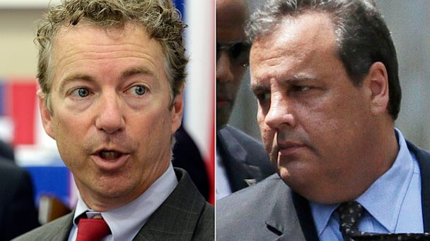 ap ap rand christie split kb 130731 16x9 608 Beer Summit II? Paul Extends Invite, Christie Too Busy