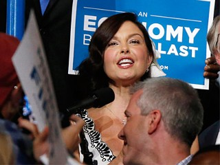 Will Ashley Judd Run in 2016?