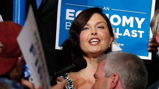 PHOTO: Ashley Judd