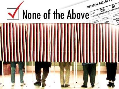 Voting/Ballot