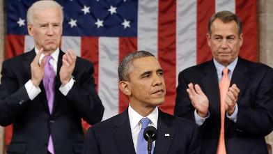Barack Obama, SOTU 2013