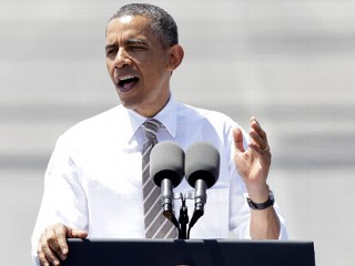 Obama Pushes Infrastructure Spending to Spur Job Growth