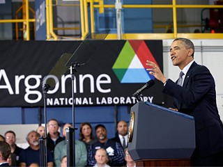 Obama Focuses on Energy Spending