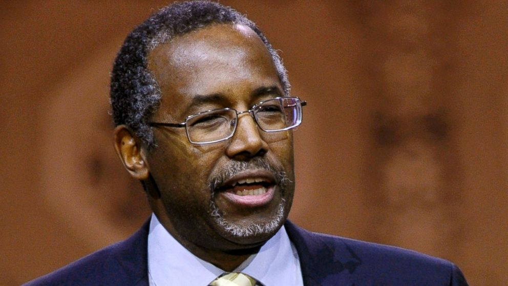 Ben Carson Issues Apology For Plagiarism In His Book Abc
