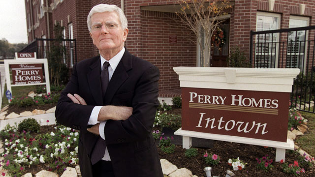 GOP Mega-Donor Bob Perry Dies at 80