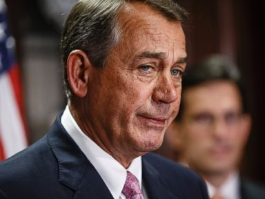 Boehner, Back in DC, Denies Mocking GOP Colleagues