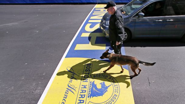 ap boston security kb 140418 16x9 608 Sunday on This Week: Boston Marathon Security