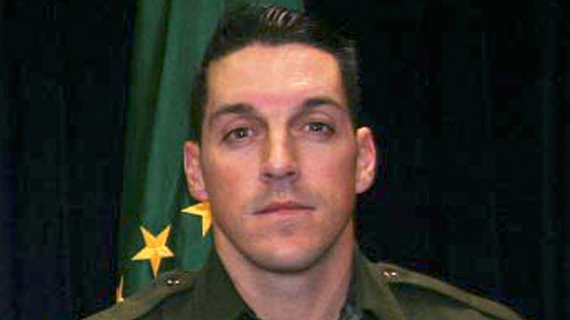 PHOTO: U.S. Border Patrol agent Brian A. Terry. Terry was fatally shot north of the Ari