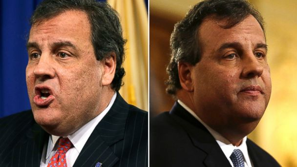 ap chris christie 2 split kb 140114 16x9 608 Two Chris Christies: A Tale Of The Tape