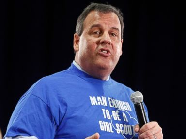 Here's One Sign Chris Christie Has 2016 on the Brain