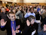 PHOTO: Naturalization Oath Ceremony