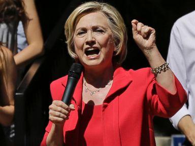 Hillary Clinton Not Fazed by Bernie-Mentum