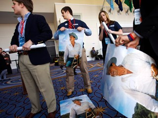 Unrequited Love at CPAC 2013