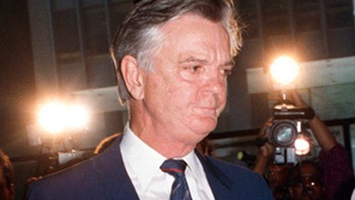 PHOTO: Former Illinois Gov. Dan Walker pleaded guilty in 1987 to fraud and perjury charges and served 17 1/2 months in federal prison.
