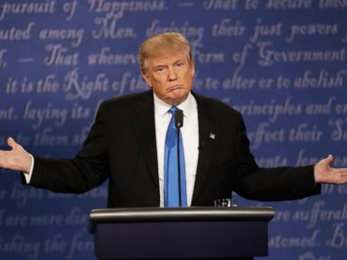 Trump Held Back on Bill Clinton's 'Transgressions' Because of Chelsea