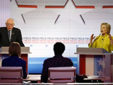 5 Moments That Mattered in the Democratic Debate