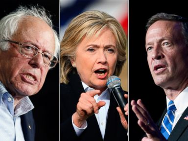 5 Things Candidates Need to Prove at Democratic Debate