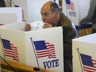 A Snapshot of Early Voting in 7 States