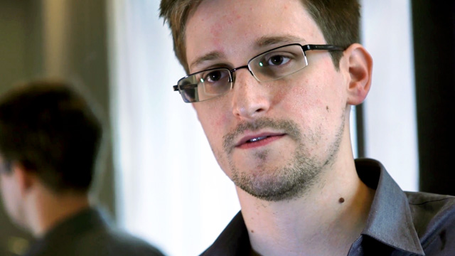 PHOTO: Edward Snowden, who worked as a contract employee at the National