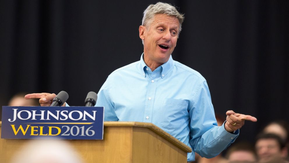 'What is Aleppo?' Libertarian Gary Johnson swings and misses on Syria