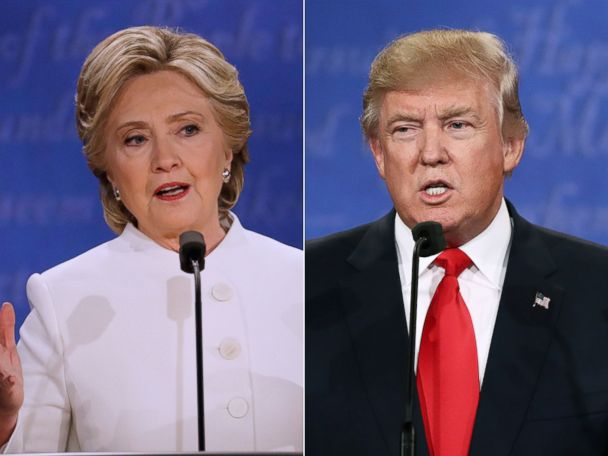 Clinton Vaults to a Double-Digit Lead