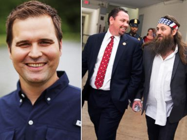 'Duck Dynasty' and 'Kissing Congressman' Drown Out Campaign Ideas