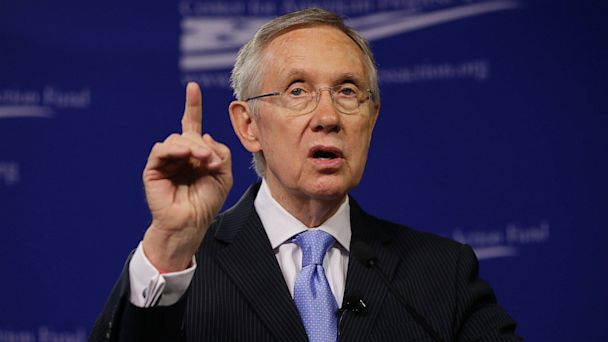 ap harry reid mi 130715 16x9 608 Harry Reid Vows to Break Filibuster Rule in This New Era