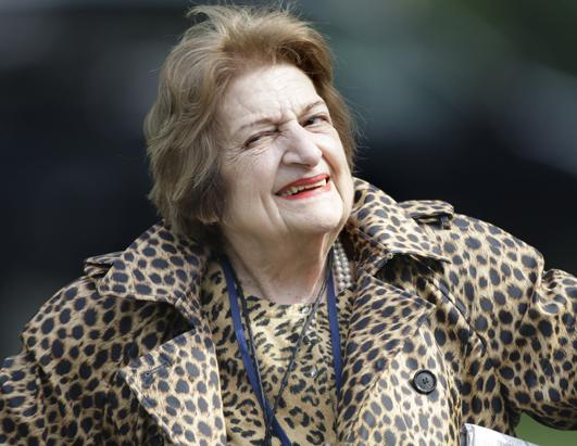 Helen Thomas Through the Years