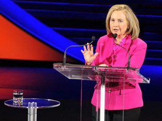 Clinton Calls Women's Rights 'Unfinished Business'