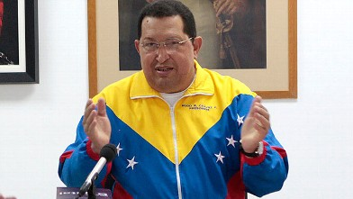 PHOTO: Venezuela's President Hugo Chavez, center, gestures during a meeting with his cabinet in Havana, Cuba, March 11, 2012.