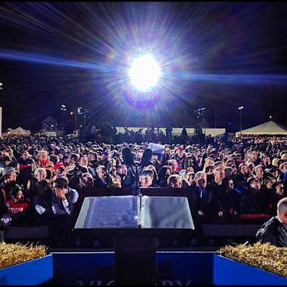 Instagram Photos From The Campaign Trail