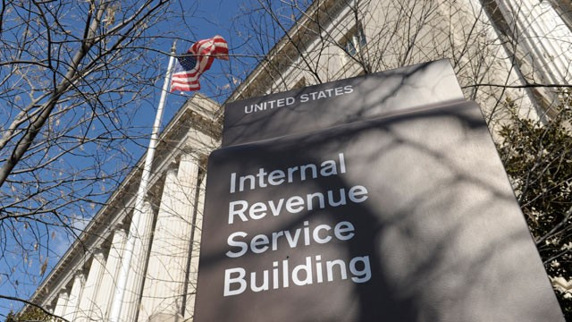 PHOTO: The Internal Revenue Service is being accused of targeting Tea Party groups.
