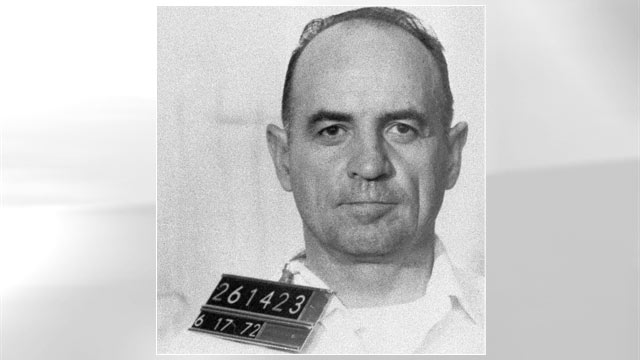 PHOTO: Electronics expert and former CIA agent James W. McCord was arrested in connection with the break-in at the Watergate Hotel, June 17, 1972.