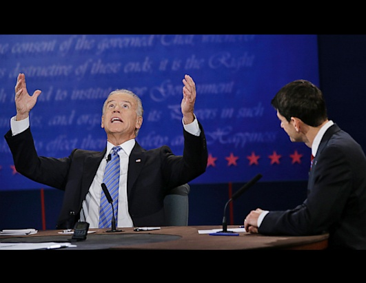 Telling Gestures During the Debate