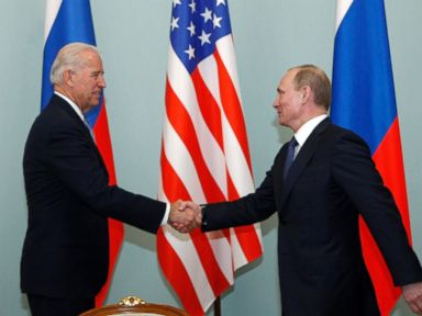 Close Encounters With Putin: What Bush And Biden Saw