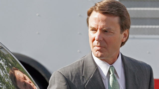 JURY GETS CASE IN JOHN EDWARDS TRIAL