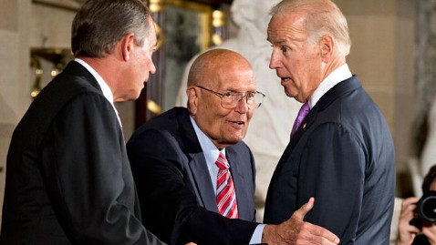 ap john dingell jef 130613 wblog Dingell Honored as Longest Serving in Congressional History