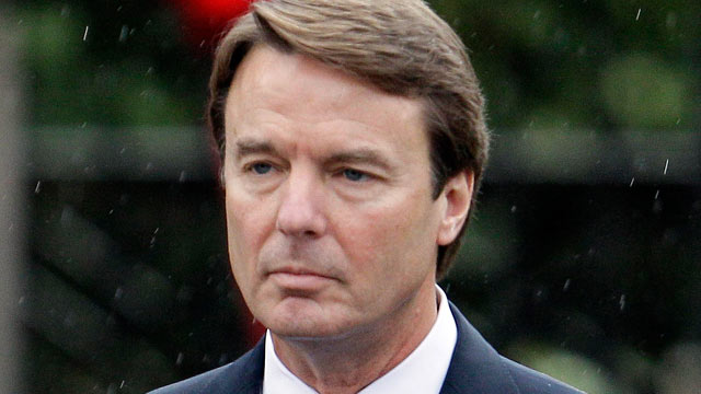 PHOTO: Former Democratic presidential candidate John Edwards is seen in this Dec. 11, 2010 file photo taken in Raleigh, N.C.