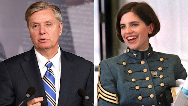 ap lindsey graham nancy mace nt 130802 16x9 608 Lindsey Graham Taking Heat From Another Primary Challenge on the Right
