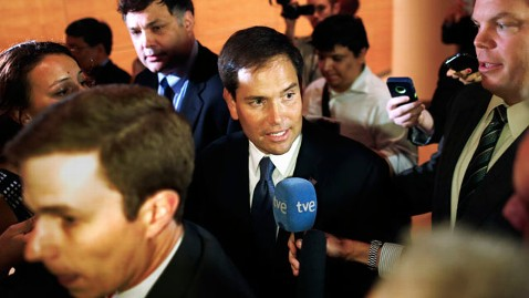 ap marco rubio dm 130613 wblog Rand Paul And Marco Rubio Pitch Christian Conservatives