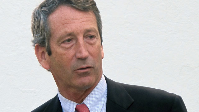 PHOTO:In this Jan. 19, 2012 file photo, former South Carolina Gov. Mark Sanford leaves The Citadel in Charleston, S.C.