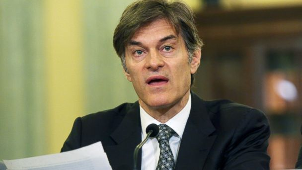 ap mehmet oz congress weight loss ads jc 140617 16x9 608 Dr. Oz Scolded by Senators for Miracle Weight Loss Claims