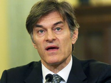 Dr. Oz Scolded by Senators for 'Miracle' Weight Loss Claims