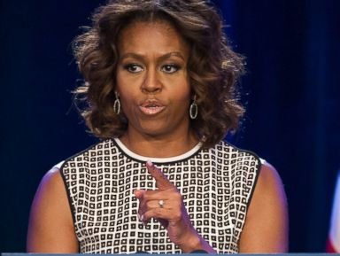Michelle Obama: Veteran Homelessness 'Should Horrify Us'