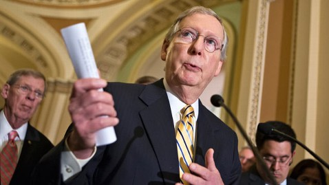 ap mitch mcconnell dm 130612 wblog Activist Who Secretly Recorded Mitch McConnell Still in Limbo