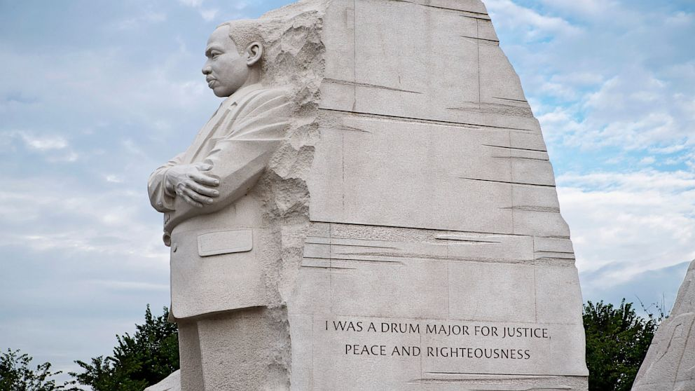 Martin Luther King Mem...