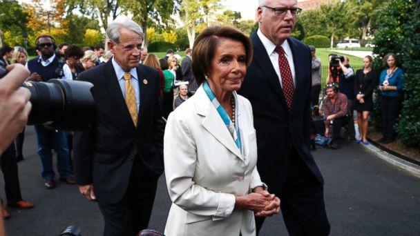 ap nancy pelosi kb 131019 16x9 608 Nancy Pelosi Says Breitbart Altered Pic of Her Twerking Is Tasteless