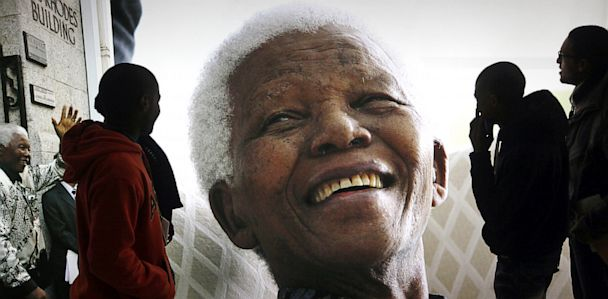ap nelson mandela ll 130627 33x16 608 Obama Says Mandelas a Hero for the World