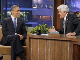 Obama Rebukes Mourdock for Rape Remarks on 'Tonight Show'