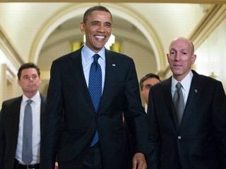Obama, House GOP Discuss Stalemate